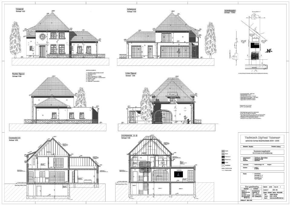 plan voor bouwaanvraag - kopie